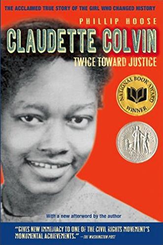 Claudette Colvin: Twice Toward Justice (ch)