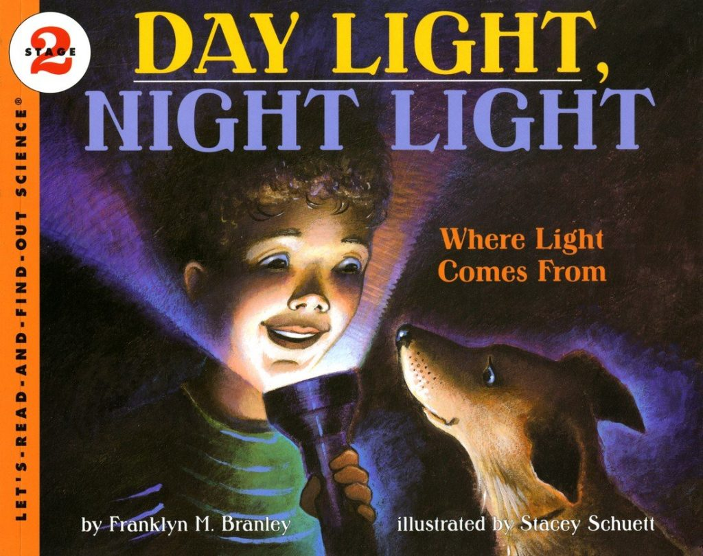 Cover of Day Light Night Light by Franklin M. Branley
